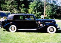Super 8 Formal Sedan Model 1501