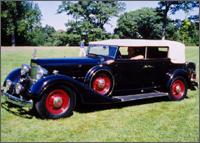 Dietrich Convertible Sedan Model 1104
